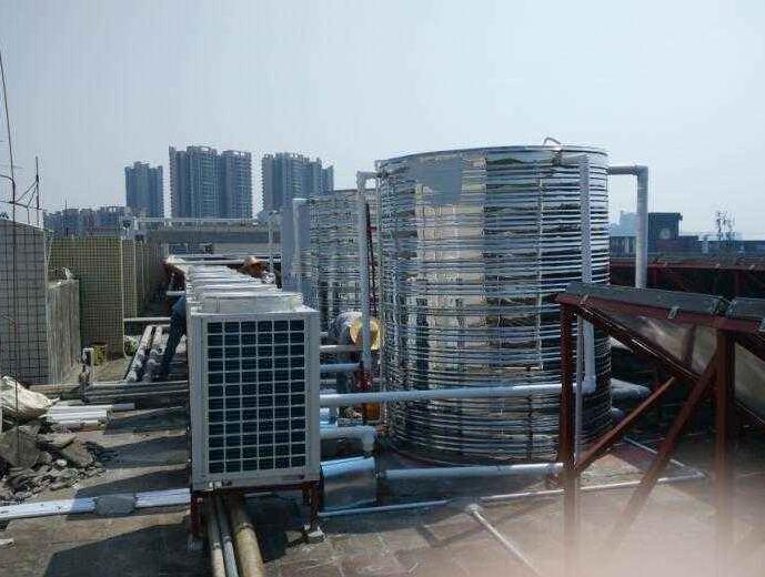 云南热水工程
